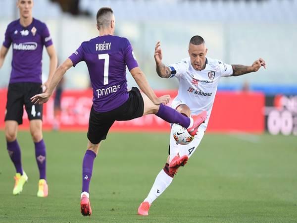 Dự đoán trận đấu Cagliari vs Fiorentina (23h30 ngày 12/5)