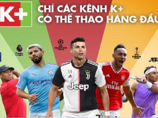 Xem lịch trực tiếp bóng đá hot nhất hiện nay