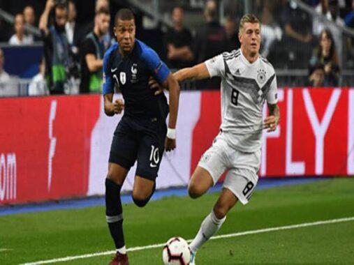 Dự đoán bóng đá giữa Pháp vs Đức, 02h00 ngày 16/6