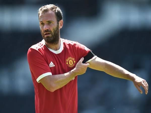 Tin bóng đá 21/7: Man United tiếp tục gia hạn với Juan Mata