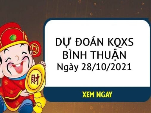 Dự đoán XSQB ngày 28/10/2021 chốt bạch thủ đài Quảng Bình