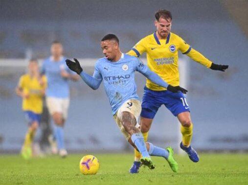 Dự đoán trận đấu Brighton vs Man City (23h30 ngày 23/10)